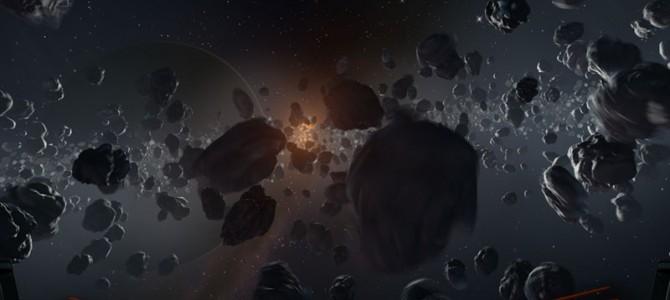 Büyük Asteroidlerin Transitleri Örneği