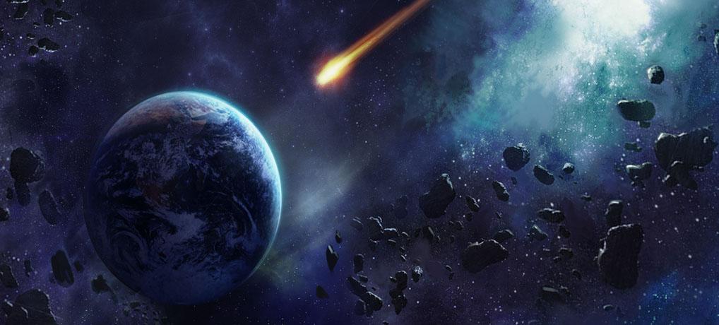 Büyük Asteroidlerin Progresyonları Örneği
